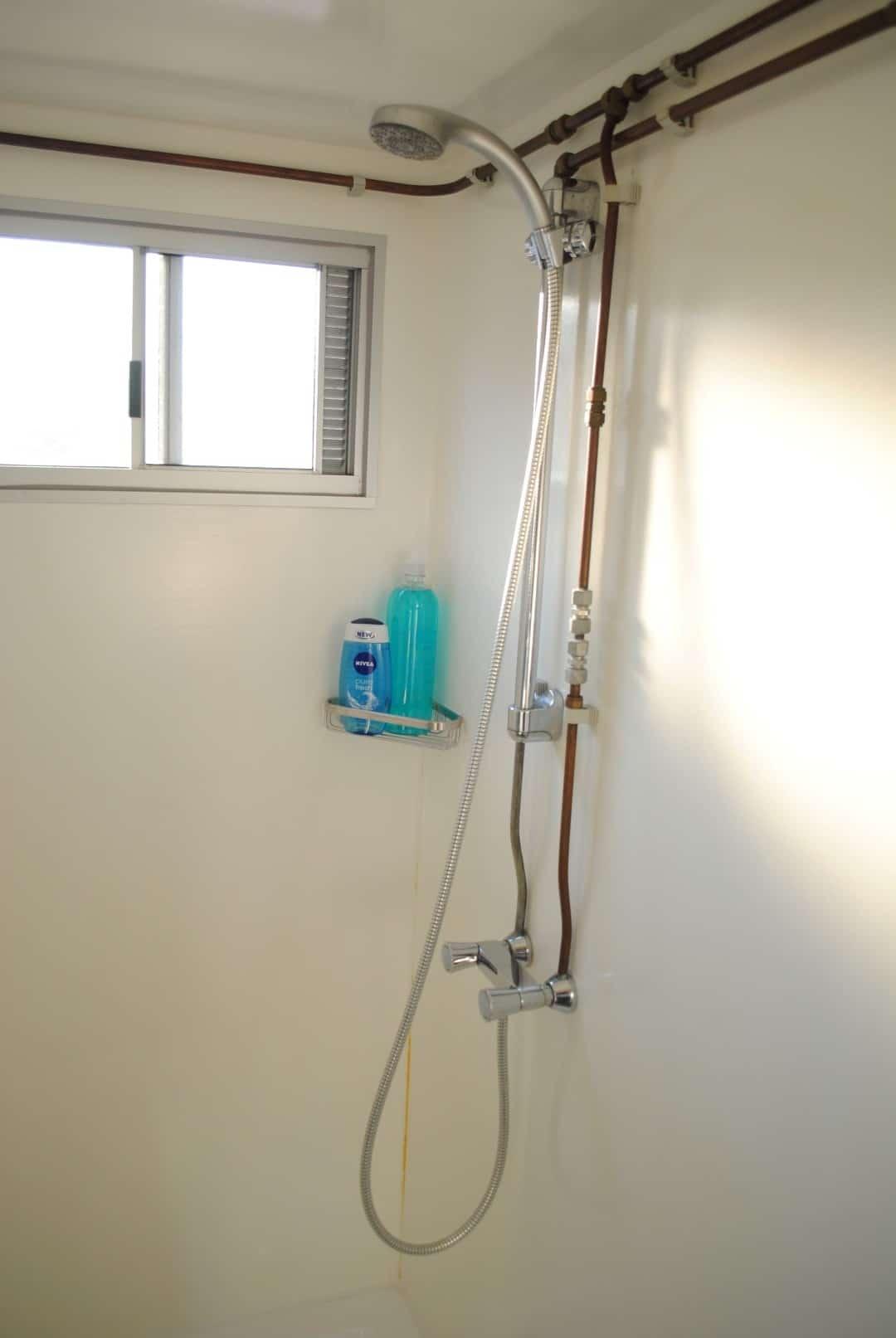 Mobiele badkamer huren - De oplossing tijdens een verbouwing!